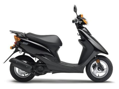 YAMAHA CY50B,CY50D,CY50E,CY50F,CY50G,CY50H,CY50J,CY50M,SH50G MOTORCYCLE SERVICE MANUAL 1991-2000