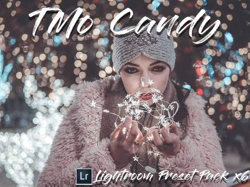 TMo Candy - Pack of 6 Lightroom Presets