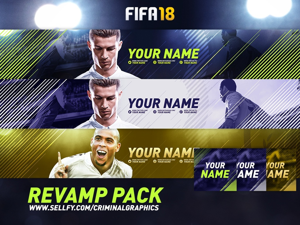 FIFA 18 YOUTUBE REVAMP