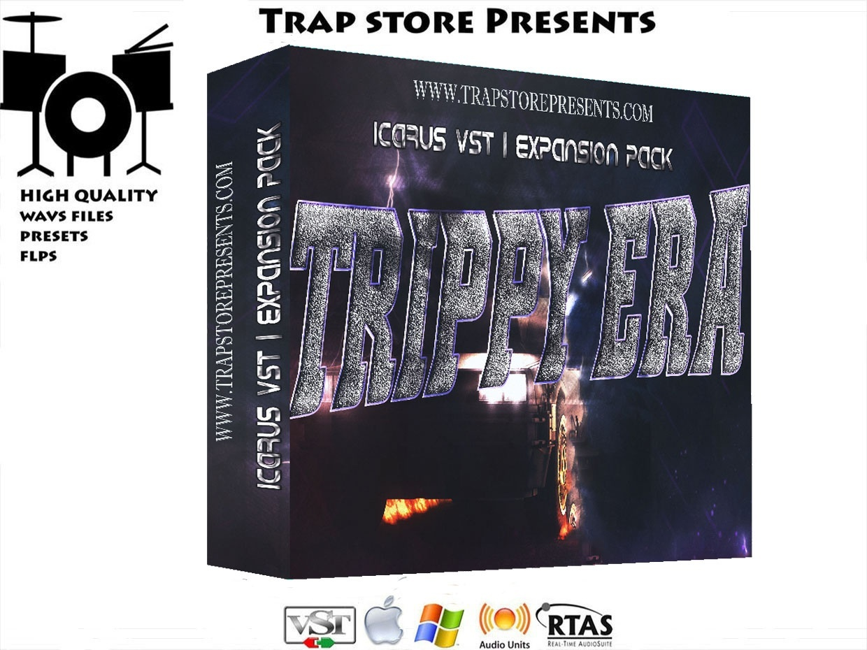 Trap Store Presents - TRIPPY ERA EXPANSION PACK