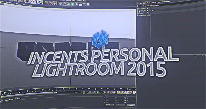 Personal Lightroom 2015