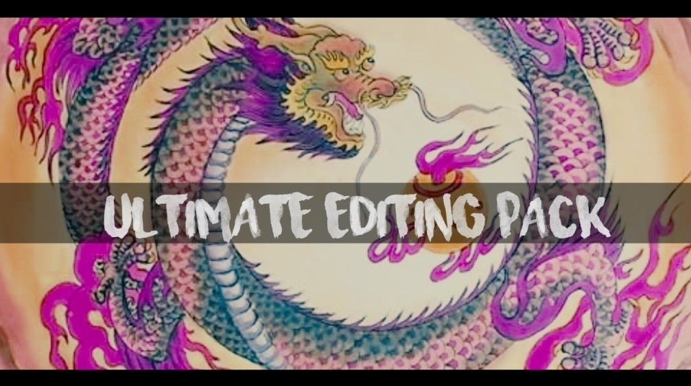 Ultimate Editing Pack