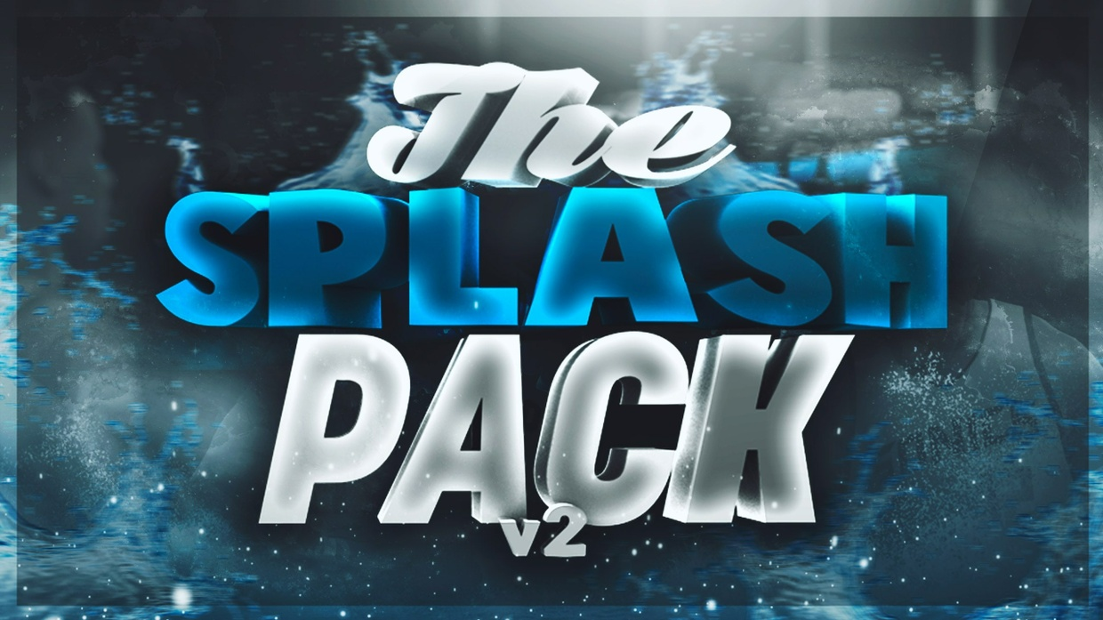 "NBA2K17 FREE GFX PACK! ""THE SPLASH PACK v2"""