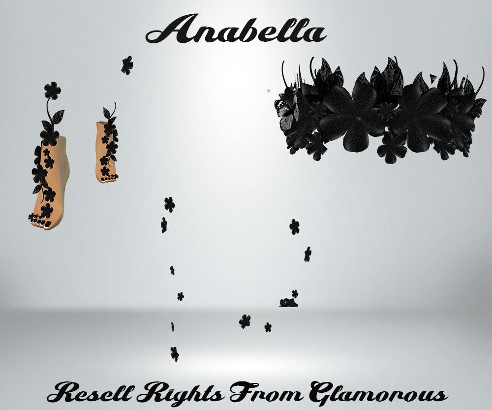Anabella Resell Rights!!!