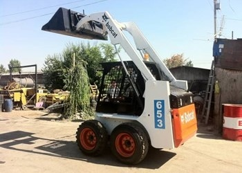 Bobcat 653 Skid Steer Loader Service Repair Workshop Manual DOWNLOAD