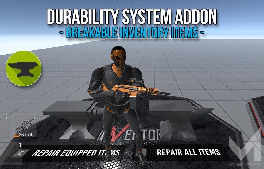 Invector - Durability Addon