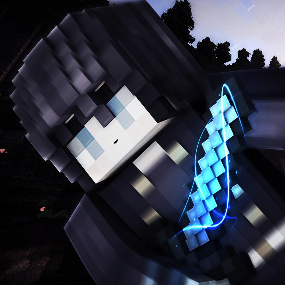 Minecraft Profile Picture w/ Extrusion
