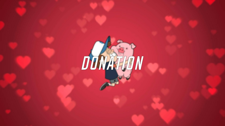 Donation ♡