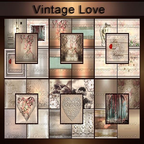 [J] Vintage_Love _30 _Textures