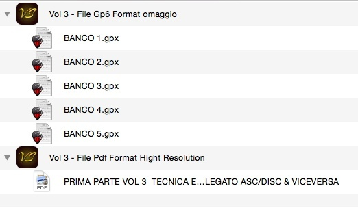FINE PRIMA PARTE VOL 3  TECNICA E PRATICA DEL LEGATO ASC/DISC & VICEVERSA (PDF) GP6 OMAGGIO