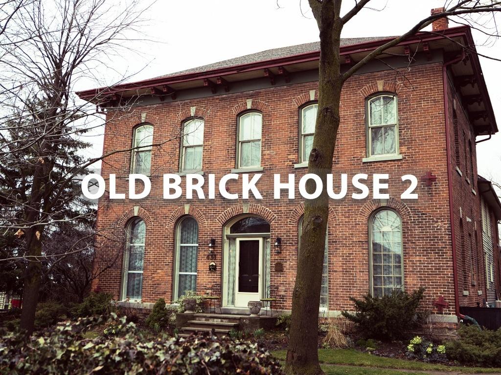 """Old Brick House 2"" - Lightroom Preset"