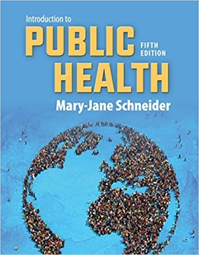 Introduction to Public Health 5th Edition PDF
