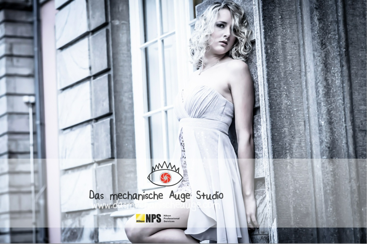 Das mechanische Auge - Fashion shooting 299 €