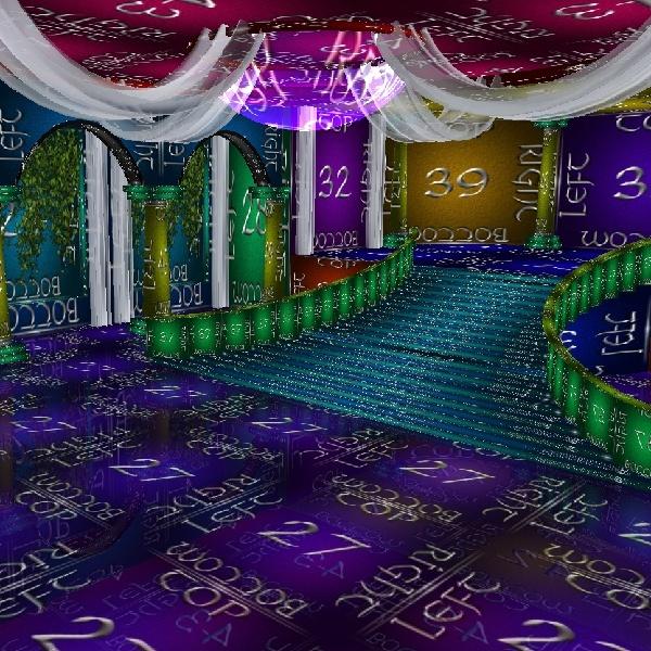 IMVU Ballroom Mesh