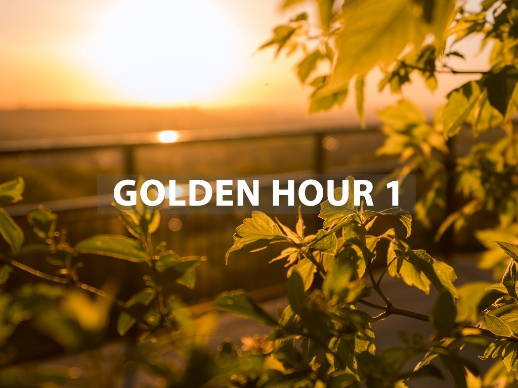 """""""Golden Hour 1"""" - Lightroom Preset"""