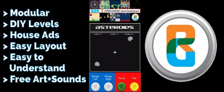 Game Template: Asteroids