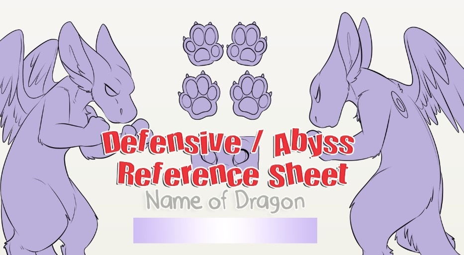 Defense Abyss Dutch Reference Sheet