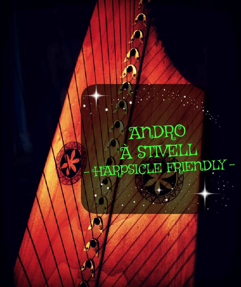 282-ANDRO A STIVELL HARPSICLE PACK