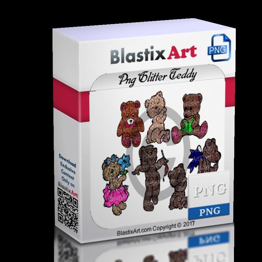 Png Glitter Bears
