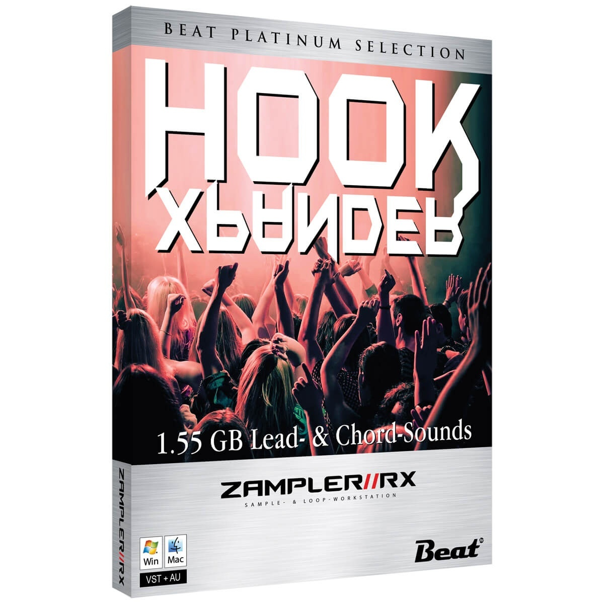 HOOK XPANDER – 62 patches for Zampler//RX workstation (Win/Mac plugin included)