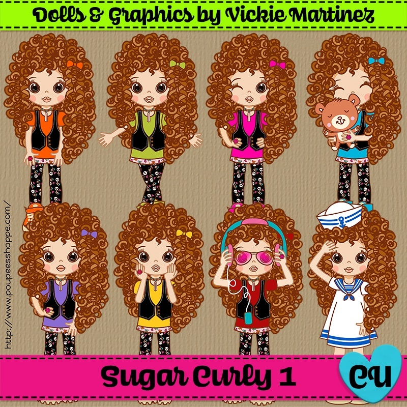 Sugar Curly 1