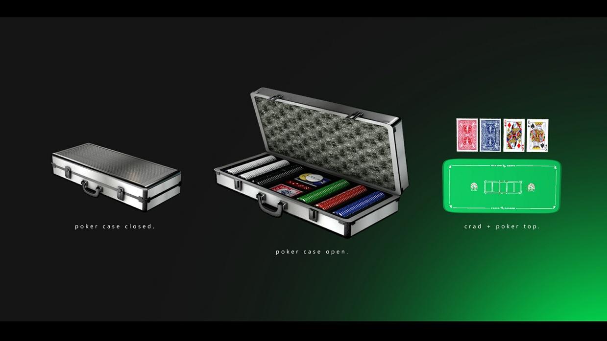 Poker Rig - [Cinema 4D]