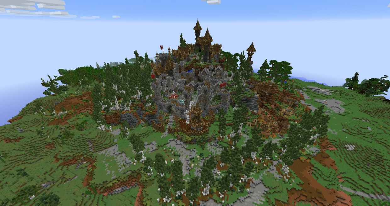 Medieval city - Arvalone