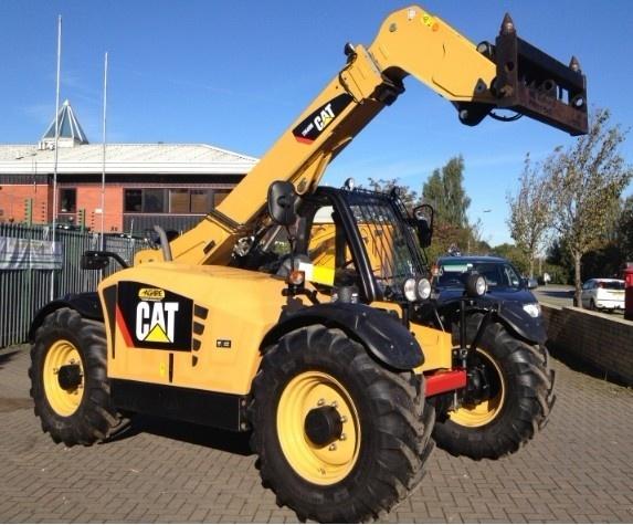 Caterpillar Cat TH336 TH337 TH406 TH407 TH414 TH514 TH417 Telehandler Service Repair Manual