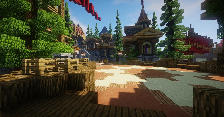 [Minecraft] Lobby / Hub
