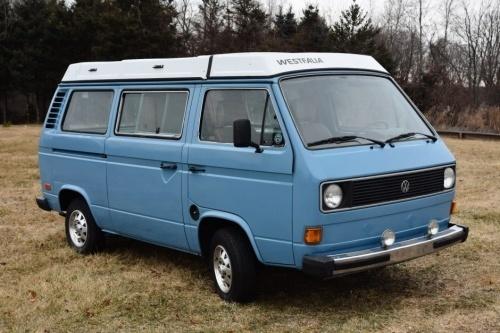 Volkswagen Vanagon (Including Diesel, Syncro and Camper) Service Repair Manual 1980-1991 Download