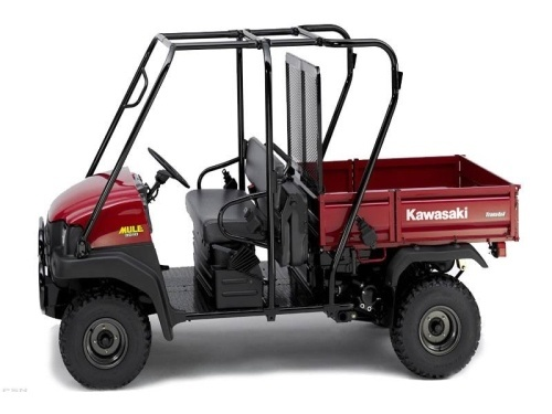Kawasaki MULE 3010, MULE 3020, MULE 3000 Utility Vehicle Service Repair Manual 2001-2007 Download