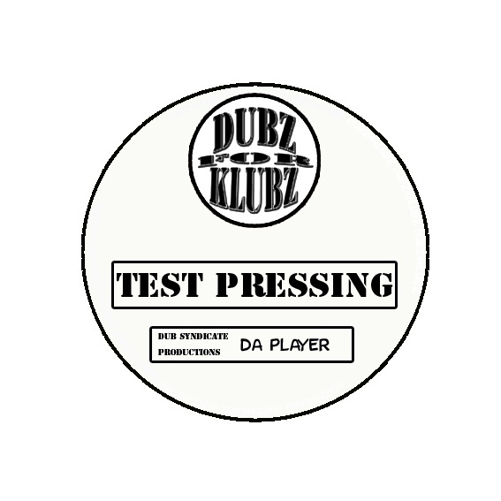 Dub syndicate  Da player dark mix