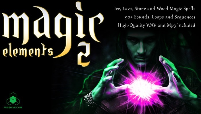 MAGIC SPELLS SOUND EFFECTS - Elements 2