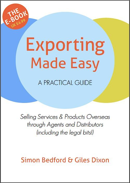 Exporting Made Easy E-Book