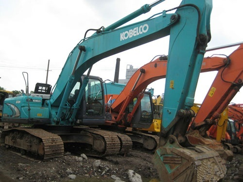 Kobelco SK60-220 Super Mark v Hydraulic Excavator Service Repair Manual Download
