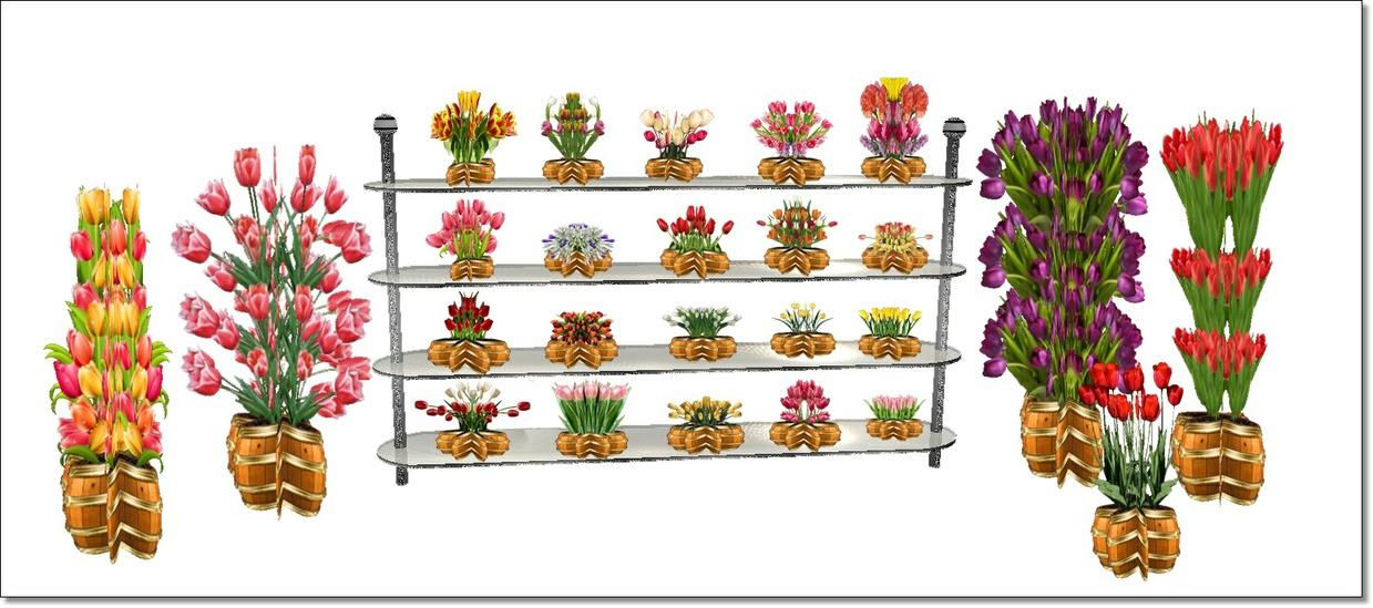 My Small Garden Lilys volume#6