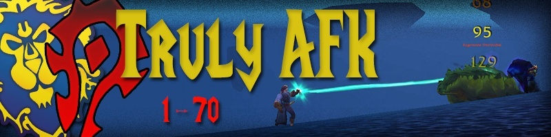 TBC 1-70 [Truly AFK] [HORDE+ALLY] profiles