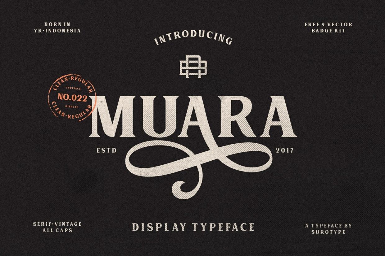 MUARA (FREE VERSION)