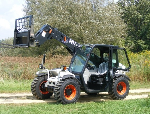 Bobcat V417 VersaHandler Service Repair Manual (S/N A7MK11001 & Above, A7ML11001 & Above)