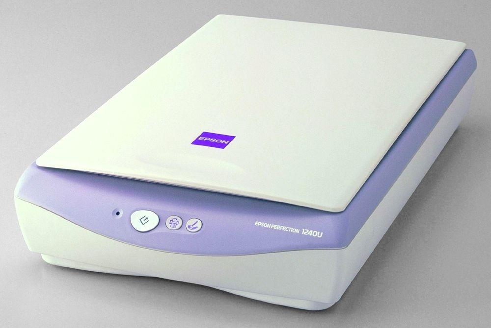 EPSON Perfection 1240U, Perfection 1240U PHOTO Color Image Scanner Service Repair Manual