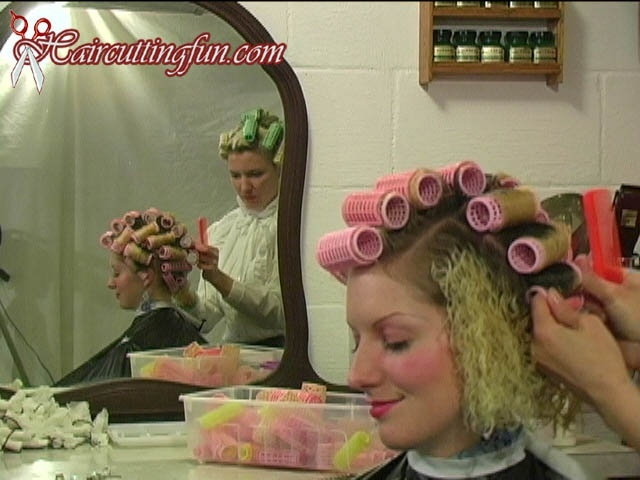 Kat's Double Halo Perm Rod and Mohawk Roller Set - VOD Digital Video on Demand
