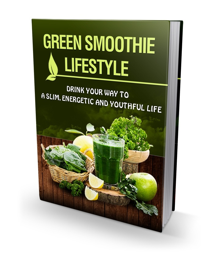 Box Green Smoothie Lifestyle - Drink Your Way to Slim, Energetic and Youthful Life in Audio,Ebook