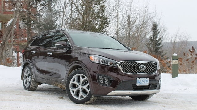KIA Sorento 2016 - KIA Sorento 2017 Factory Service Workshop Repair Manual