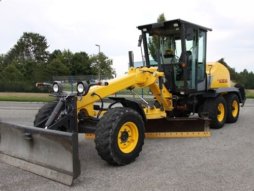 New Holland F106.7 / F106.7A / F156.7 / F156.7A Tier 3 Graders Service Repair Manual Download