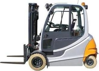 Still Electric Forklift Truck RX60-25, RX60-30, RX60-35: 6321, 6322, 6323, 6324, 6325 Parts Manual