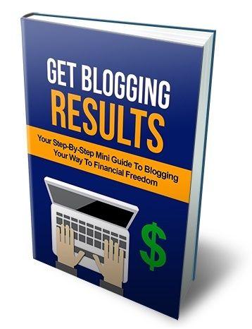 Get Blogging Results