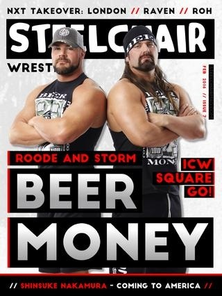 SteelChair Wrestling Magazine #07 - Bobby Roode, James Storm