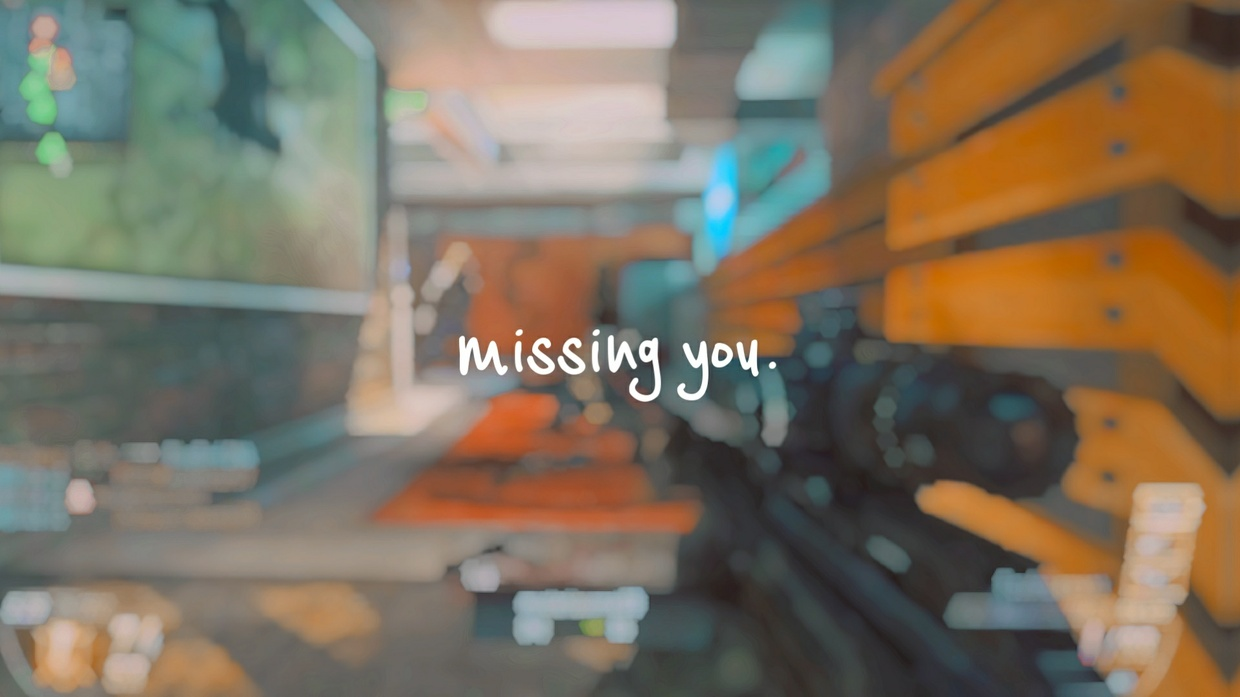 Missing you - Project file