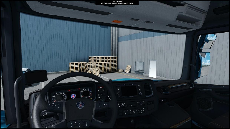 Scania S Torpedo V8 ETS 2