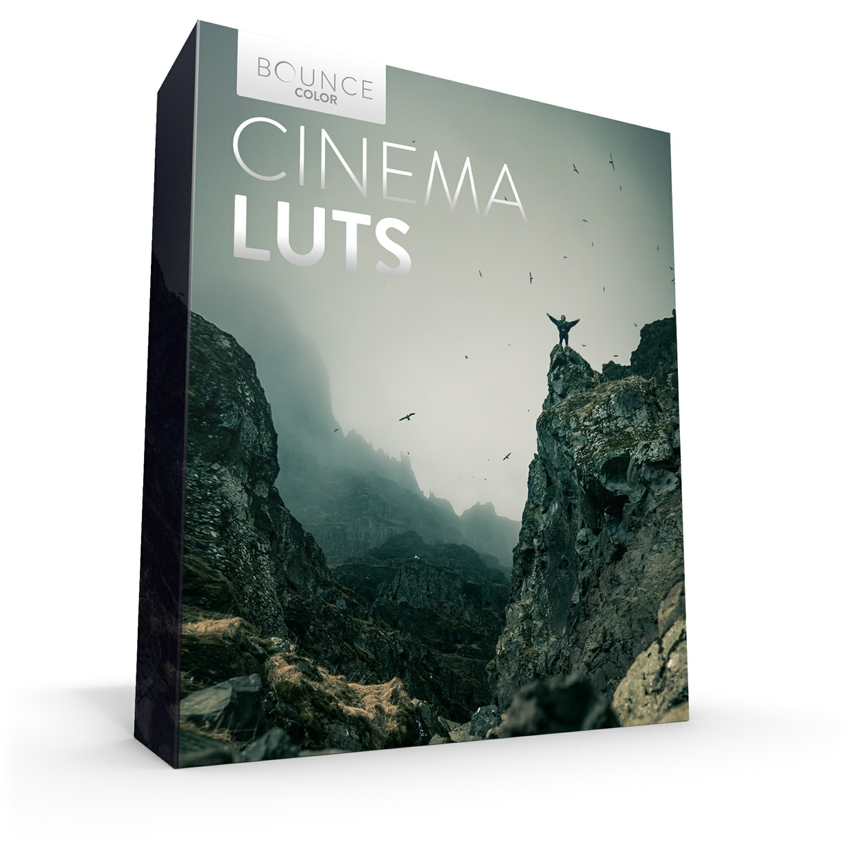 10 x POWERFUL CINEMATIC LUTs